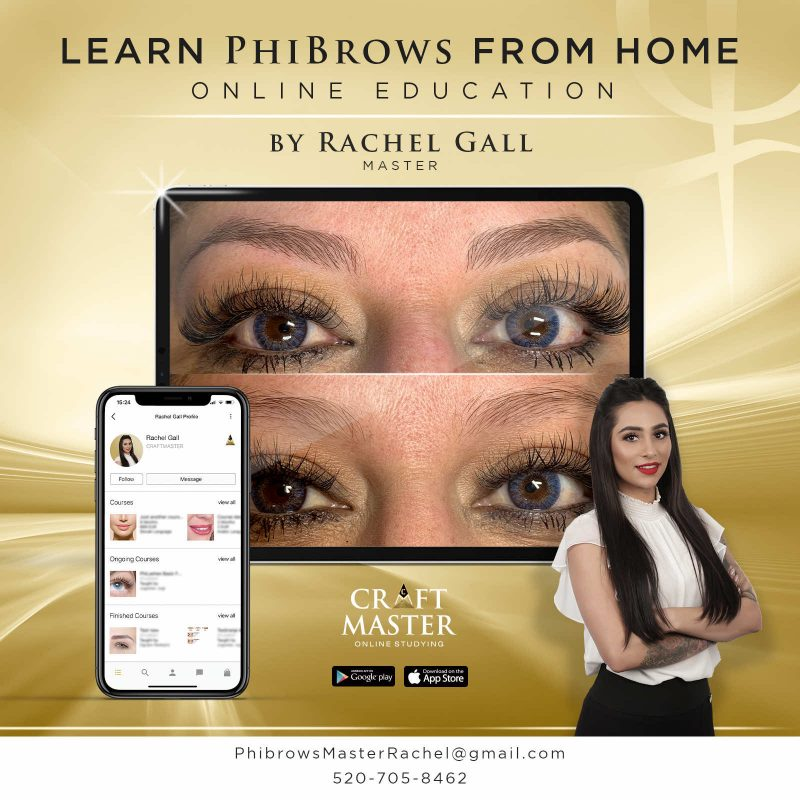 PhiBrows Online Course