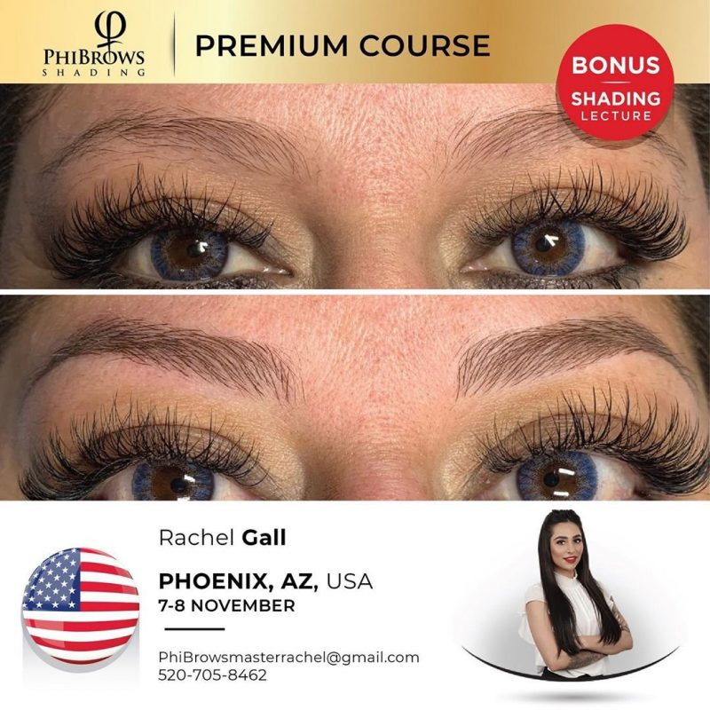20-11-07 <br /> PhiBrows Microblading Training Phoenix, AZ – November 7/8
