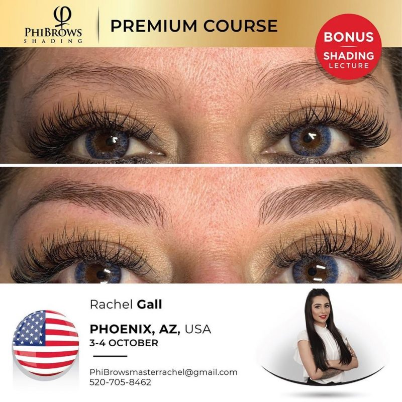 20-10-03 <br /> PhiBrows Microblading Training Phoenix, AZ – October 3/4